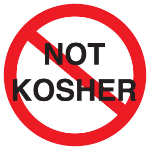 MSP Kosher - Not Kosher